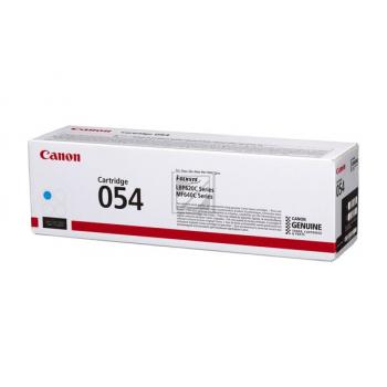 Canon Toner-Kartusche cyan (3023C002, 054)
