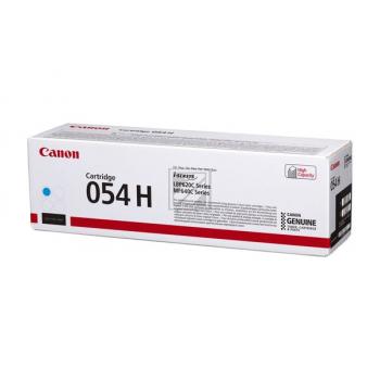 Original Canon 3027C002 / 054 H Toner Cyan