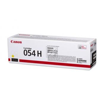 Canon Toner-Kartusche gelb HC (3025C002, 054H)