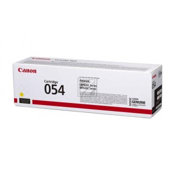 Canon Toner-Kartusche gelb (3021C002, 054)