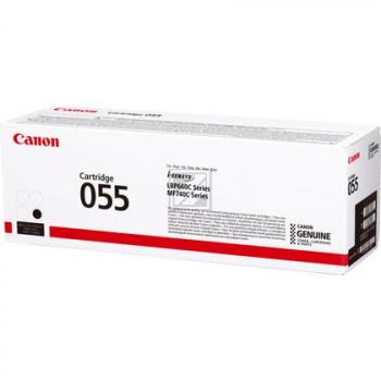Canon Toner-Kartusche schwarz (3016C002, 055)