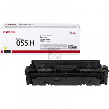 Canon Toner-Kartusche gelb HC (3017C002, 055H)