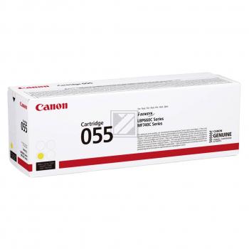 Canon Toner-Kartusche gelb (3013C002, 055)