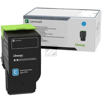 Original Lexmark C230H20 Toner Cyan