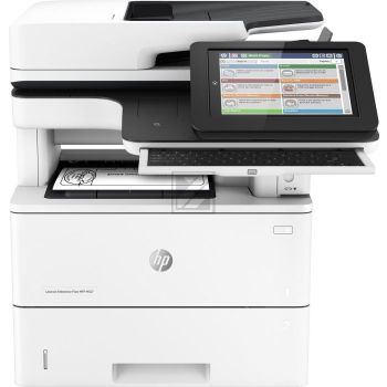 Hewlett Packard Laserjet Enterprise Flow MFP M 528 Z