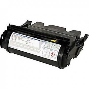 Dell Toner-Kartusche Return schwarz HC (595-10006, M2925) Qualitätsstufe: A