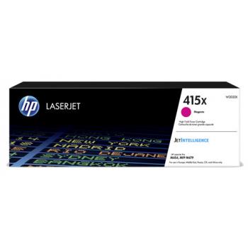 HP Toner-Kit JetIntelligence magenta HC (W2033X, 415X)