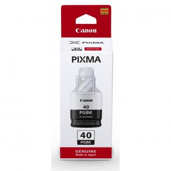 GI40PGBK CANON G5040 TINTE BLACK / 3385C001