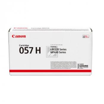 Canon Toner-Kartusche schwarz HC (3010C002, 057H)