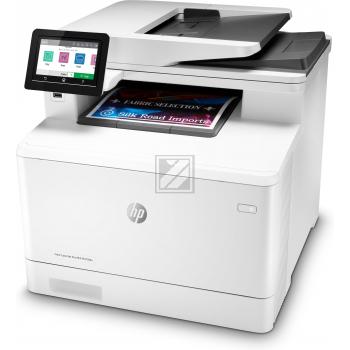 Hewlett Packard Color Laserjet Pro MFP M 479 FNW