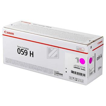 Canon Toner-Kartusche magenta (3625C001, 059H)