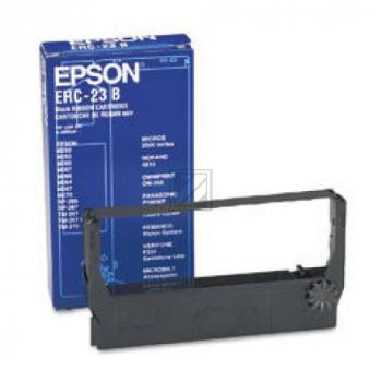 Original Epson C43S015360 / 26001B Nylonband Schwarz (Original)