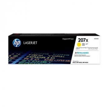 HP Toner-Kartusche gelb HC (W2212X, 207X)