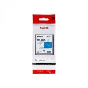 Canon Tintenpatrone cyan (3490C001, PFI-030C)