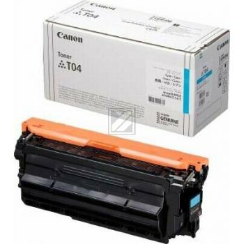 Canon Toner-Kit cyan (2979C001, T04C)