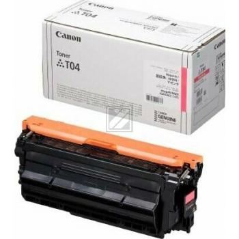 Canon Toner-Kit magenta (2978C001, T04M)