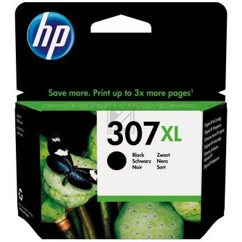 HP Tintendruckkopf schwarz HC (3YM64AE#UUS, 307XL)