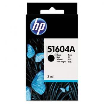Original HP 51604A Tinte Schwarz