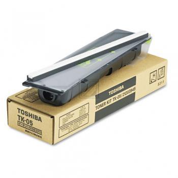 Toshiba TK05 | 5200 Seiten, Toshiba Tonerkit, schwarz