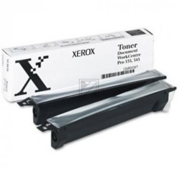 Xerox 106R00370 | Combopack 2er Set, Xerox Tonerkassette, schwarz