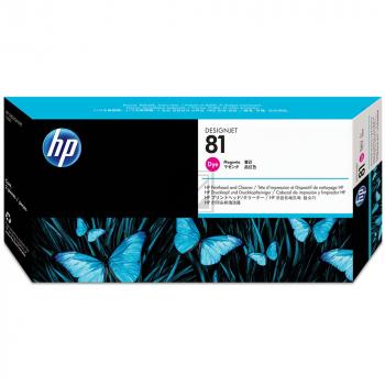 HP INC. C4952A | 81 | 13ml, HP INC. Druckkopf, magenta