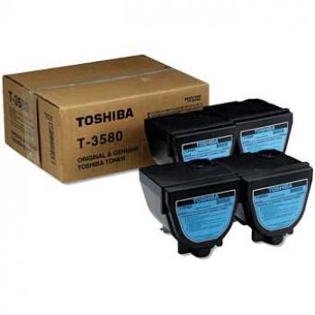 Toshiba T3580E | Combopack 4er Set, Toshiba Toner, schwarz