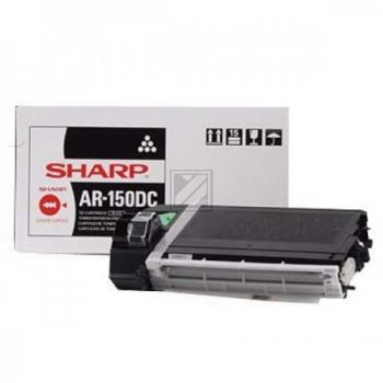 Sharp AR150DC | 6500 Seiten, Sharp Tonerkassette, schwarz