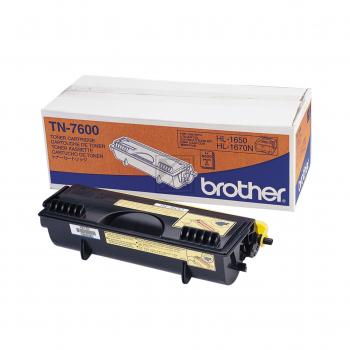 Brother Toner-Kartusche schwarz HC (TN-7600)