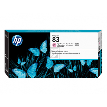 HP INC. C4965A | 83 | UV, HP INC. Druckkopf, light-magenta