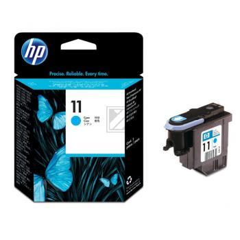 Hewlett Packard Tintendruckkopf cyan (C4811A, 11)