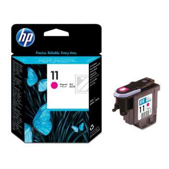 Hewlett Packard Tintendruckkopf magenta (C4812A, 11)