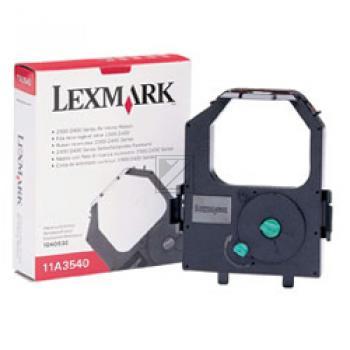 Original Lexmark 11A3540 Farbband Schwarz