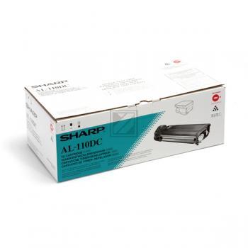 Sharp Toner-Kit Entwickler schwarz (AL-110DC AL-110TD)