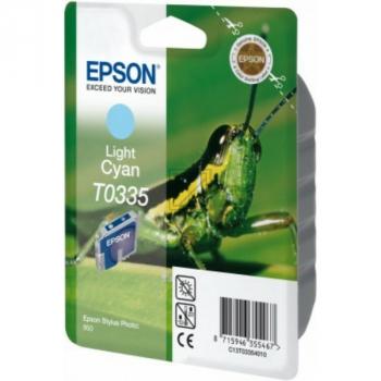 Epson C13T033540   Grasshopper   17ml, Epson Tintenpatrone, cyan light