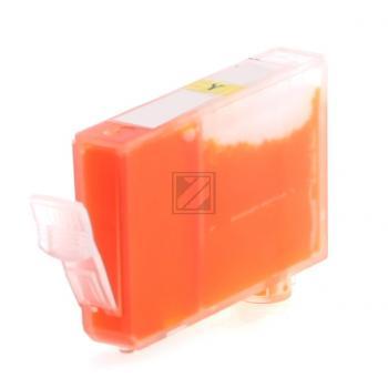freecolor 4708A002 | BCI6Y | 13ml, freecolor Tintenpatrone, gelb