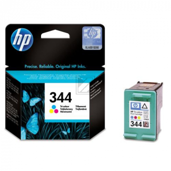 Original HP C9363EE / 344 Tinte Color