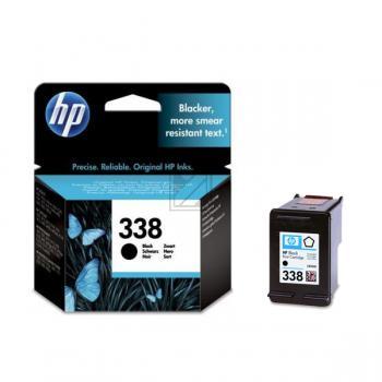 Hewlett Packard Tintenpatrone schwarz (C8765EE, 338)
