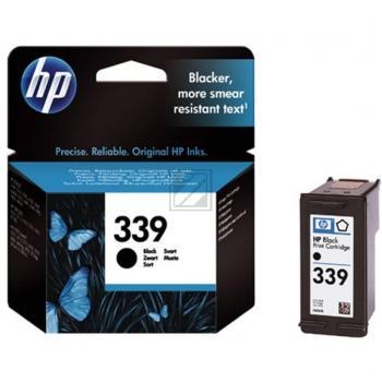 Hewlett Packard Tintenpatrone schwarz High-Capacity (C8767EE, 339)