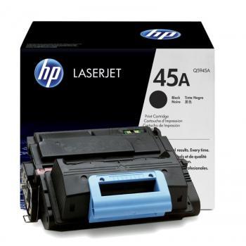 Hewlett Packard Toner-Kartusche schwarz (Q5945A, 45A)