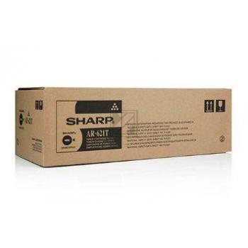 Original Sharp AR-620LT Toner Schwarz