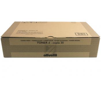 Original Olivetti B0381 Toner Black (Original)