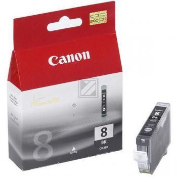 Canon Tintenpatrone schwarz (0620B001, CLI-8BK)