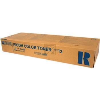 Ricoh Toner-Kit cyan (888486 888502, TYPE-T2)