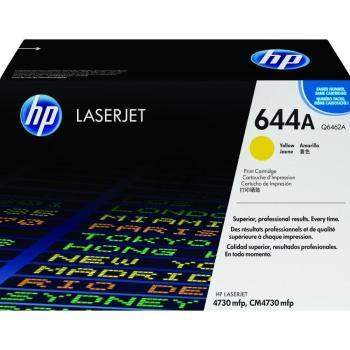 Hewlett Packard Toner-Kartusche gelb (Q6462A, 644A)