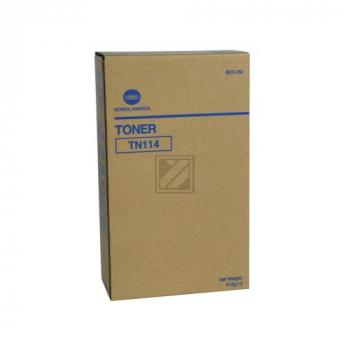 Konica Minolta TN114 | Combopack 2er Set, Konica Minolta Toner, schwarz