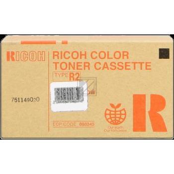 Ricoh Toner-Kit gelb (888345, TYPE-R2)
