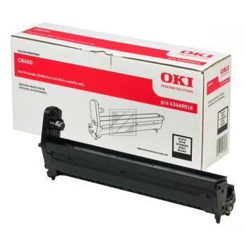 OKI Fotoleitertrommel schwarz (43449016)