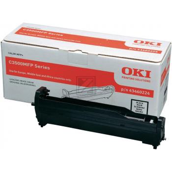 OKI Fotoleitertrommel schwarz (43460224)