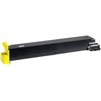 Original Konica Minolta 8938622 / Magicolor7450 Toner Gelb