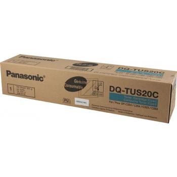 Original Panasonic DQTUS20CPB Toner cyan